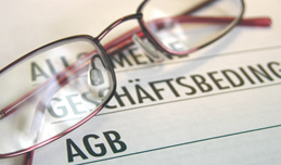 projure.ch - Ausarbeitung von AGB's