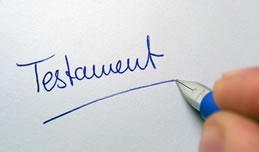 projure bietet Rat bei Erbrecht, Erbschaft, Pflichtteil, Testament & Güterrecht.