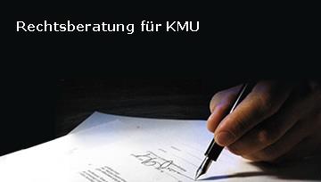 Rechtsberatung für KMU