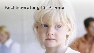 Rechtsauskunft für Private